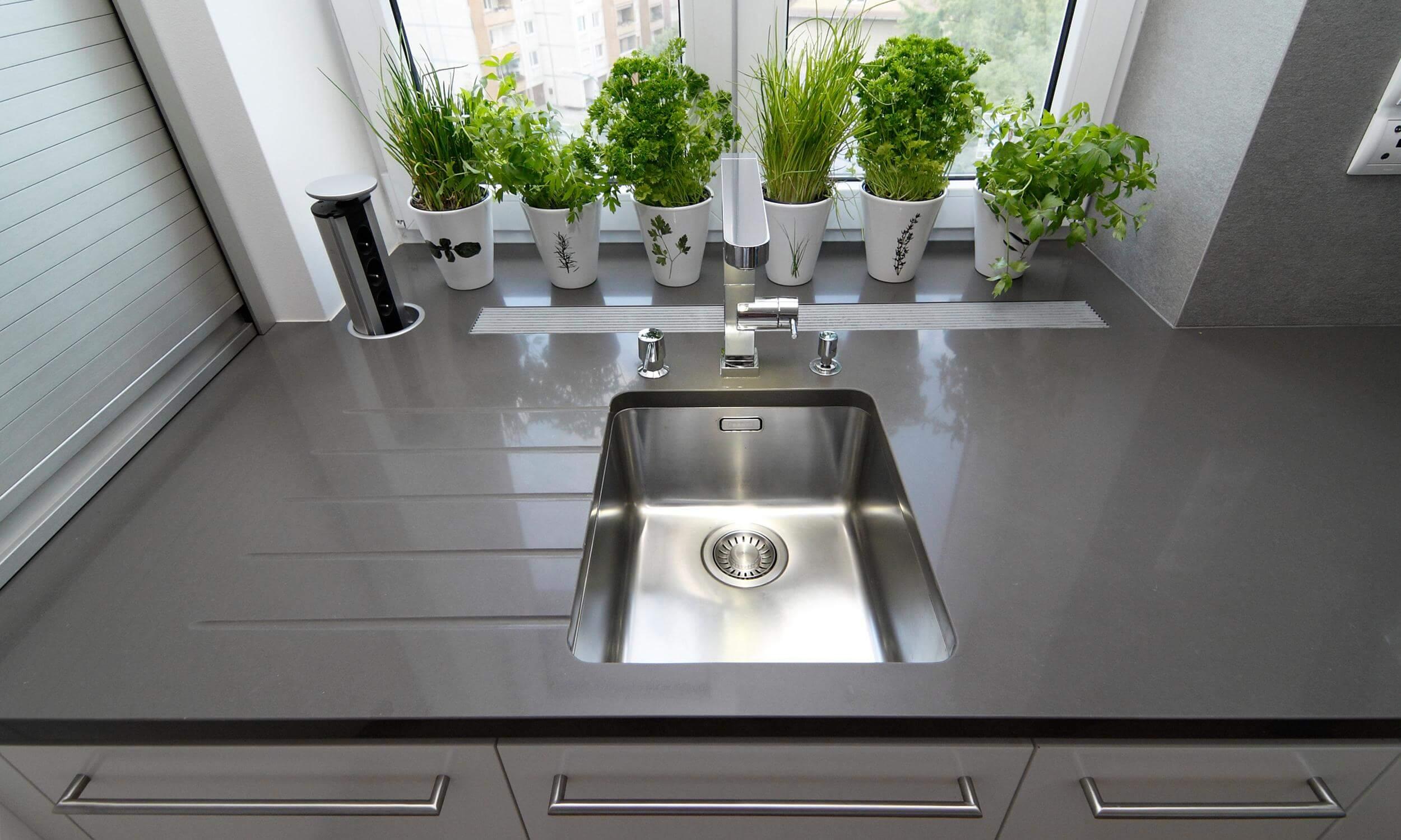 Küchenarbeitsplatten   stein&design winkler villach
